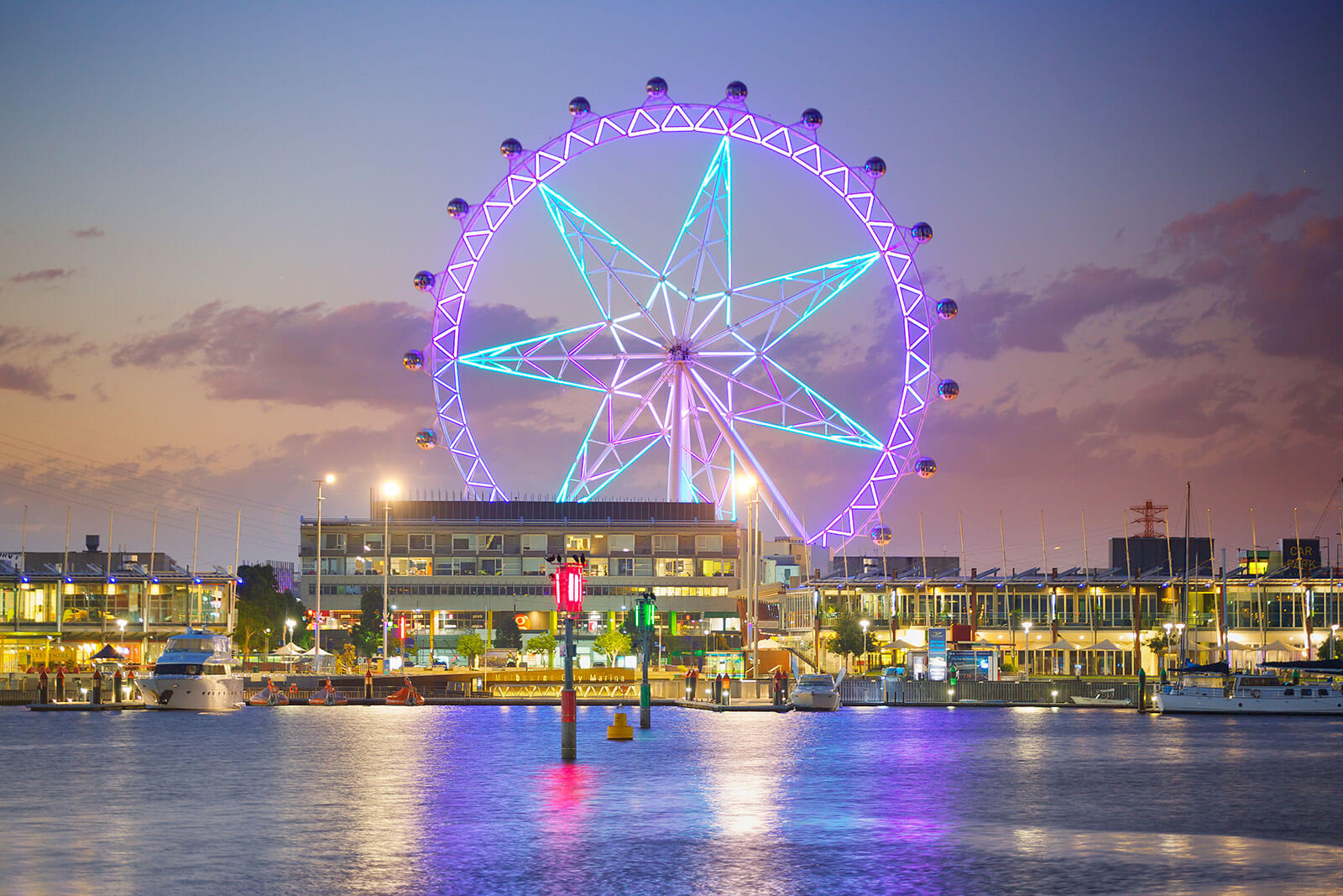 The Melbourne Star Observation Wheel