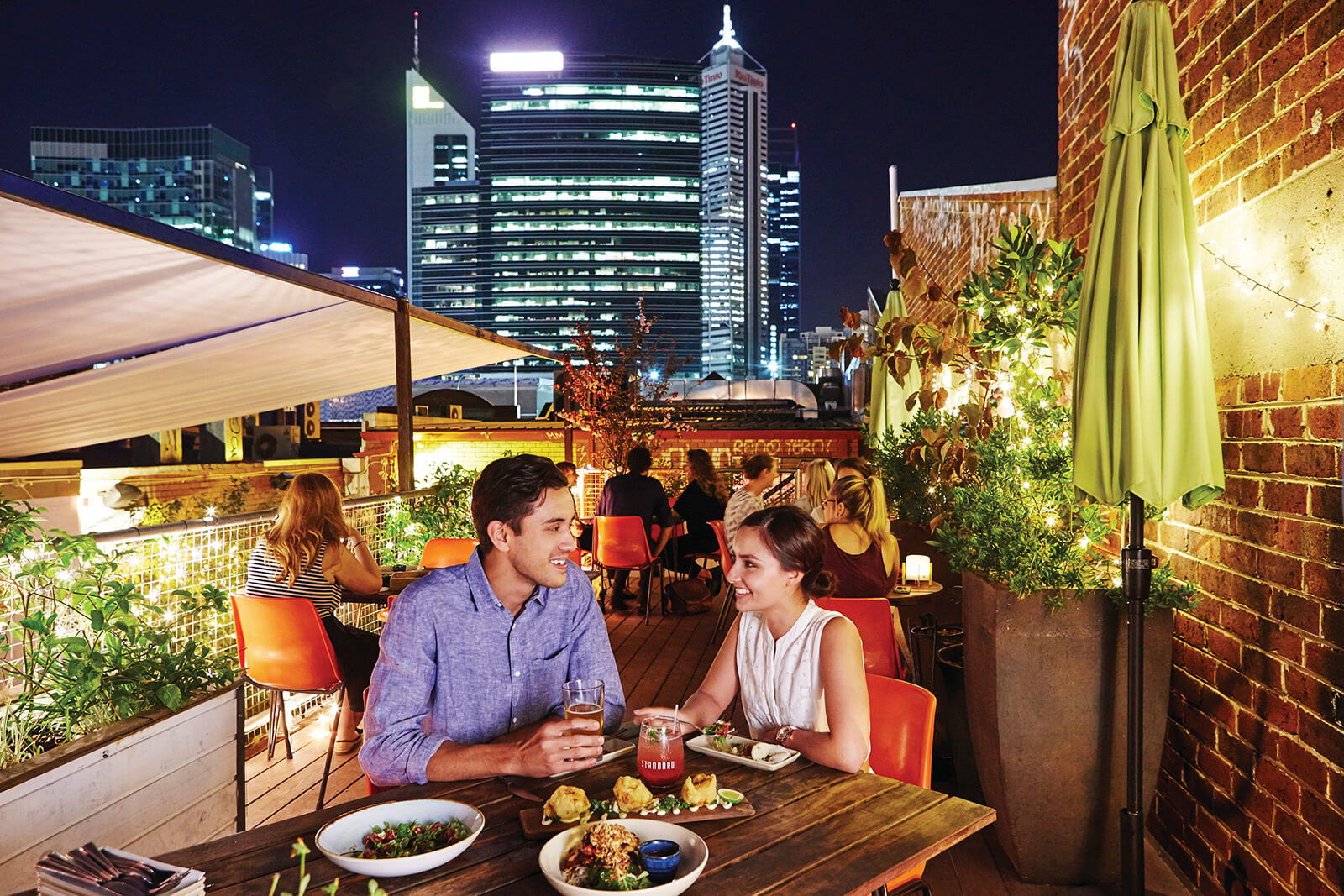 Perth city dining