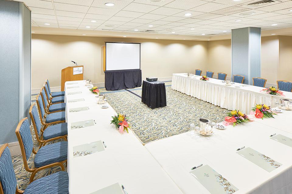 Ala Moana Hotel Conference Rooms