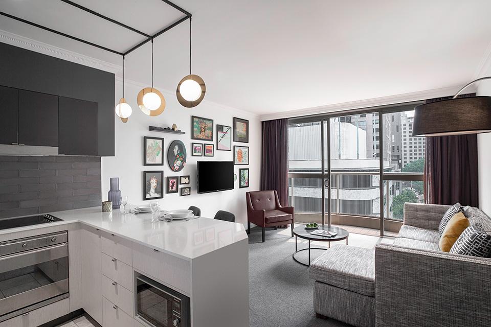 Mantra 2 Bond Street - Sydney Accommodation