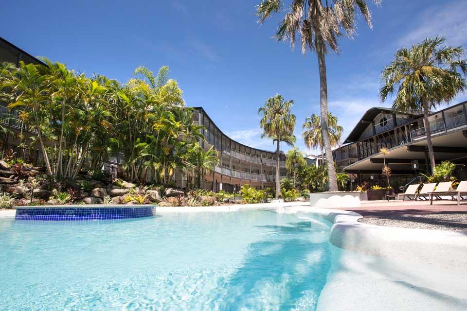 Mantra Club Croc - Airlie Beach Accommodation